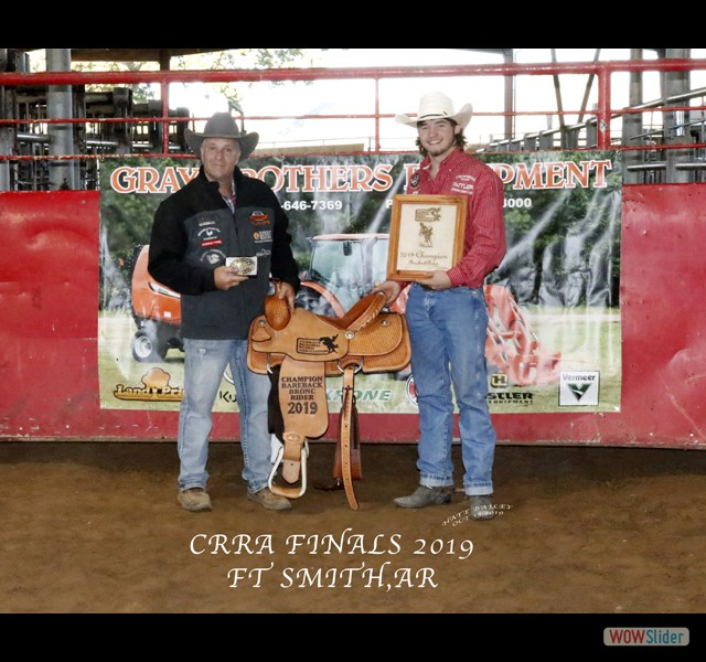 CRRA FINALS 2019 BB CHAMP